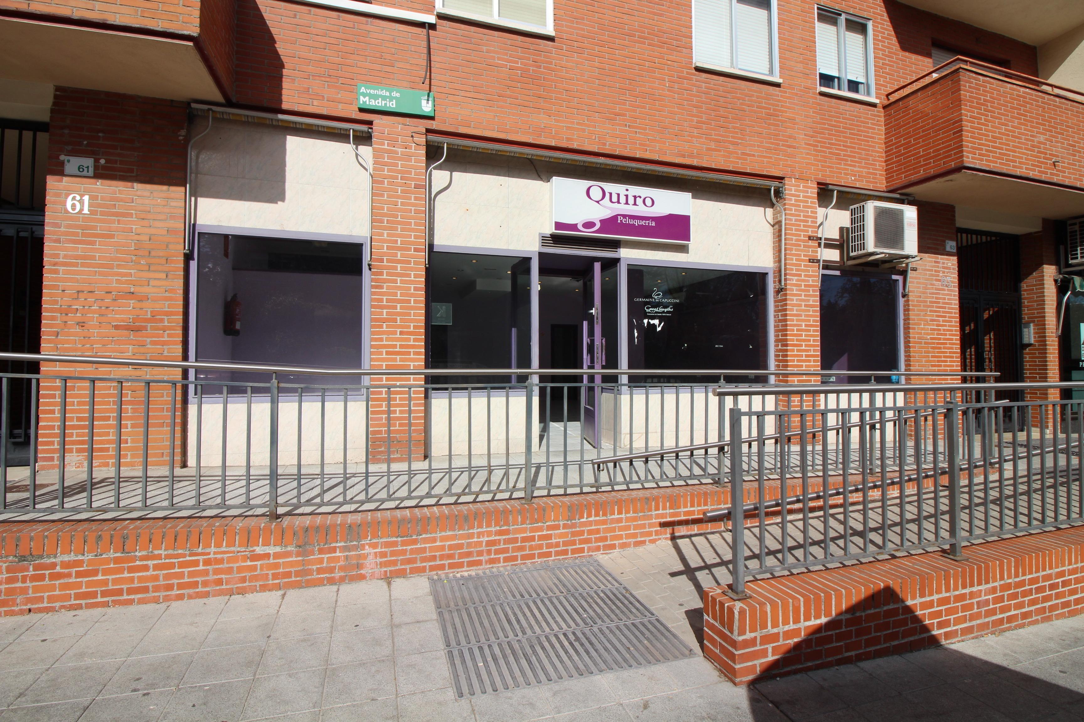Alquiler Local Avd Madrid