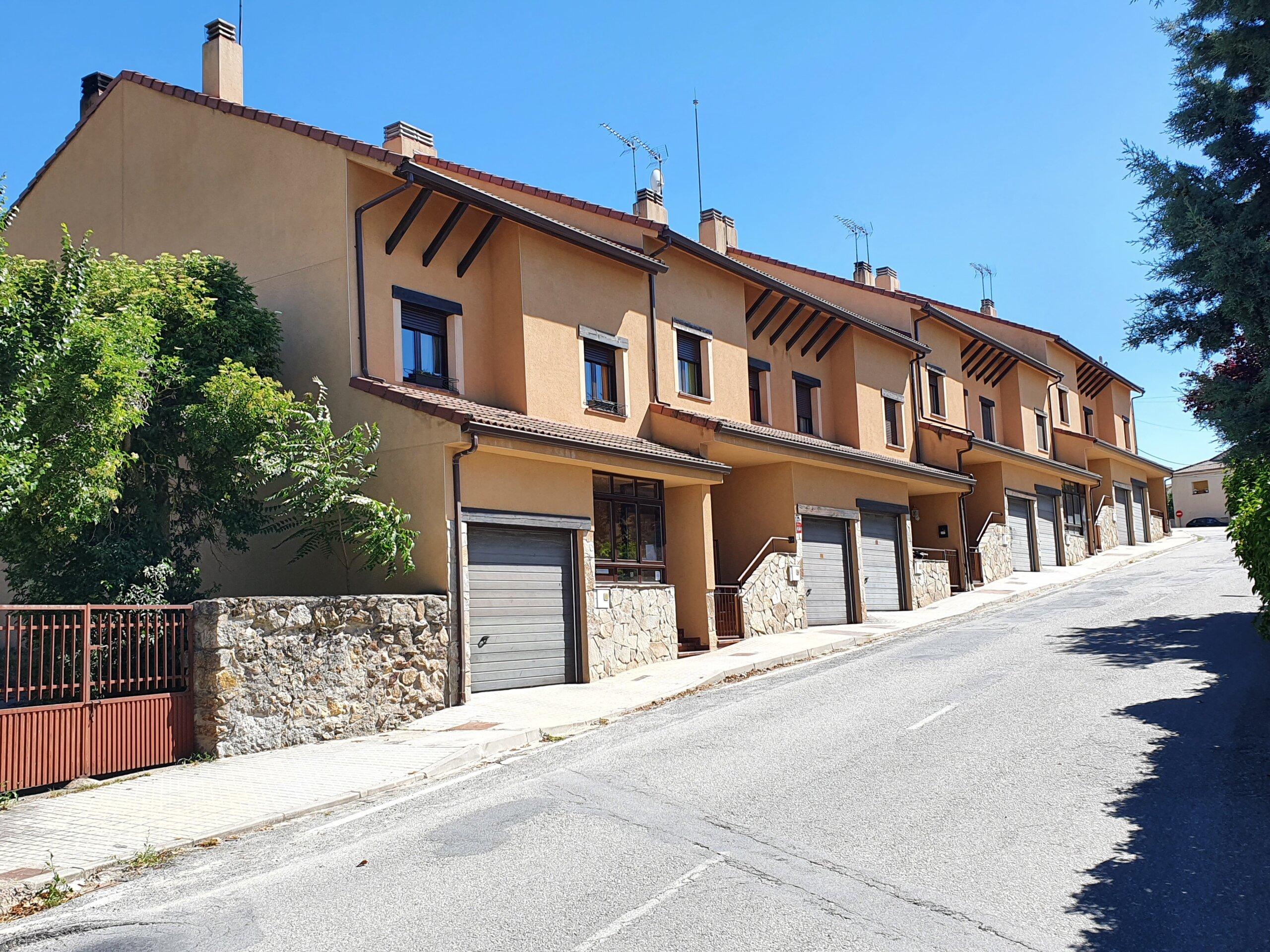 Chalet en Sierra Segoviana